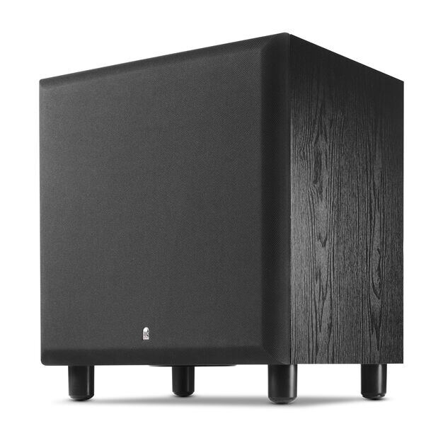 "B1 - Black - 12"" Powered subwoofer - Hero"