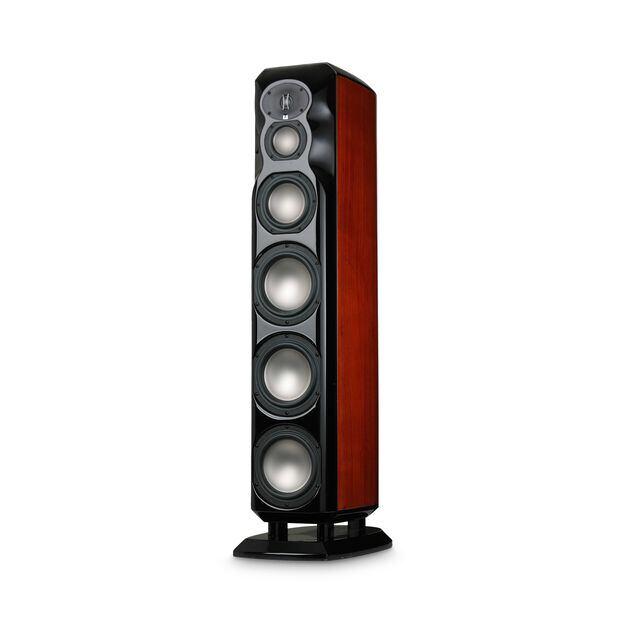 Salon2 - Mahogany - Ultima2 Loudspeaker Series, 4-Way Floorstanding Loudspeaker - Hero