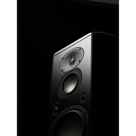 Gem2 - Black Gloss - Ultima2 Loudspeaker Series, 3-Way Bookshelf Loudspeaker - Hero