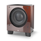 "B110v2 - Walnut - 10"" powered subwoofer - Hero"