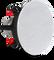 C540 - Black - Specialty In-Ceiling Loudspeaker - Detailshot 3