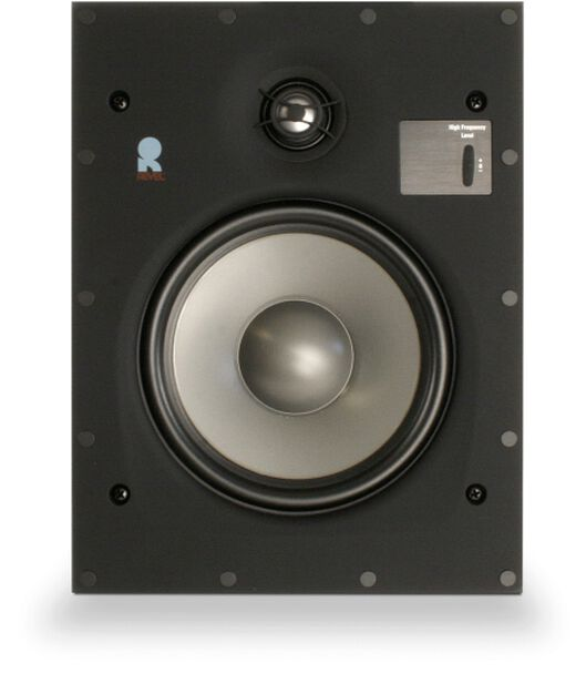 "W563 - White - 6 ½"" In-Wall Loudspeaker - Hero"
