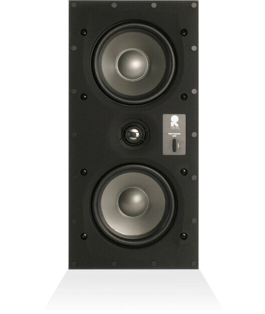 W553L - White - Specialty In-Wall Loudspeaker - Hero