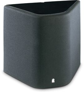S12 - Black - Concerta Series, 2-Way Surround Loudspeaker - Hero