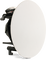 """C383 - Black - 8"""" In-Ceiling Loudspeaker - Hero"""