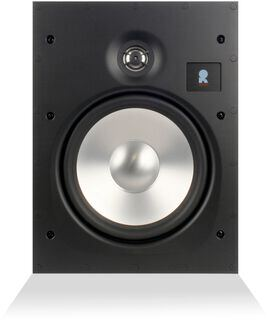 "W283 - White - 8"" In-wall Loudspeaker - Hero"