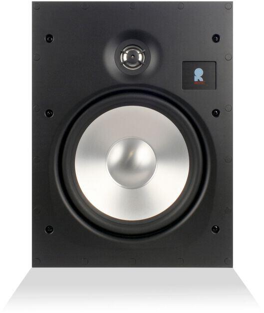 "W283 - White - 8"" In-wall Loudspeaker - Hero"