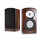 "M126Be - Walnut - 2-way 6.5"" Bookshelf Loudspeaker - Hero"