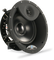 "C783 - Black - 8"" In-Ceiling Loudspeaker - Detailshot 4"