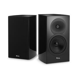 "M16 - Black - 2-way 6.5"" Bookshelf Loudspeaker - Hero"