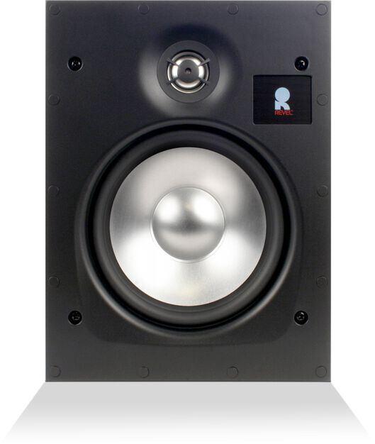 "W263 - White - 6 ½"" In-Wall Loudspeaker - Hero"