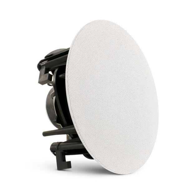 "C363 - White - 6 ½"" In-Ceiling Loudspeaker - Hero"