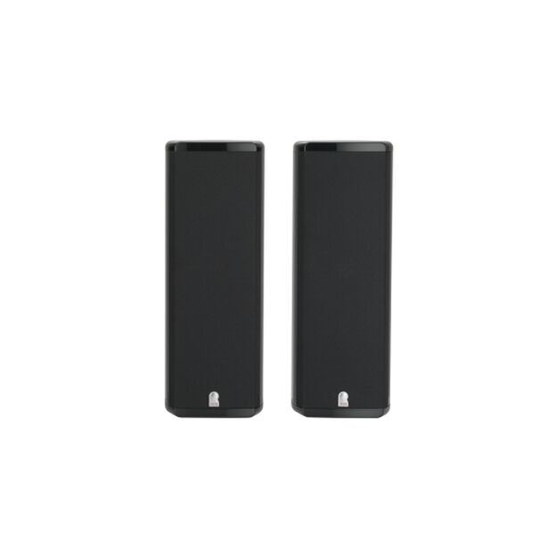 M8 SP2 - Black Gloss - 2-channel Home Theater Sound Support System - Hero