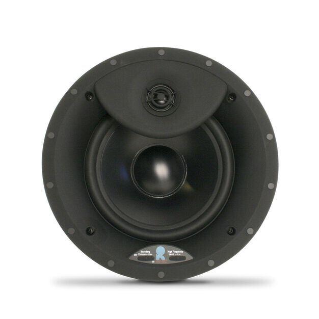 """C783 - Black - 8"""" In-Ceiling Loudspeaker - Hero"""