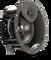 "C763 - Black - 6 ½"" In-Ceiling Loudspeaker - Detailshot 2"