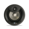 """C383 - Black - 8"""" In-Ceiling Loudspeaker - Front"""