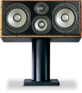 C52 - Cherry - Performa Series, 3-Way Center Channel Loudspeaker - Hero
