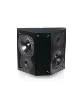 S206 - Black - 2-Way Surround Loudspeaker - Hero