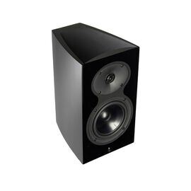 M106 - Black - 2-Way Bookshelf Monitor Loudspeaker - Hero