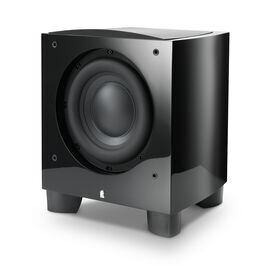"B110v2 - Black - 10"" 1000W Powered Subwoofer - Hero"
