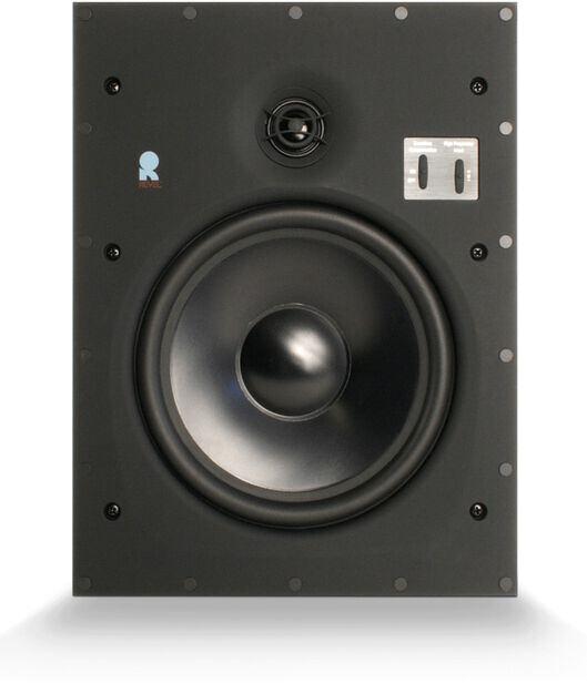 "W783 - White - 8"" In-Wall Loudspeaker - Hero"