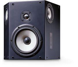 S30 - White - Performa Series, Surround Speaker - Hero
