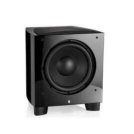 "B112 - Black - 12"" Powered Subwoofer - Hero"