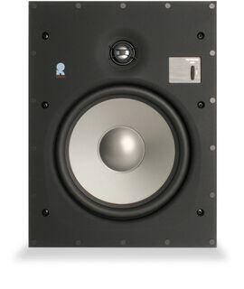 "W583 - White - 8"" In-Wall Loudspeaker - Hero"