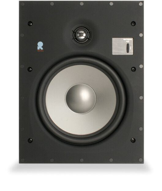 "W583 - White - 8"" In-Wall Loudspeaker - Hero"