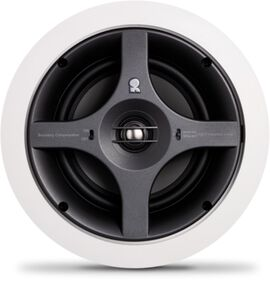 IC80 - Black - Concerta Series, Surround Loudspeaker - Hero