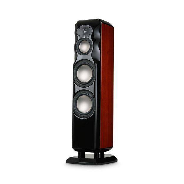 Studio2 - Mahogany - Ultima2 Loudspeaker Series, 3-Way Floorstanding Loudspeaker - Hero