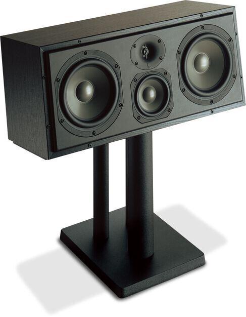 C12 - Cherry - Concerta Series, 3-Way Center Channel Loudspeaker - Hero