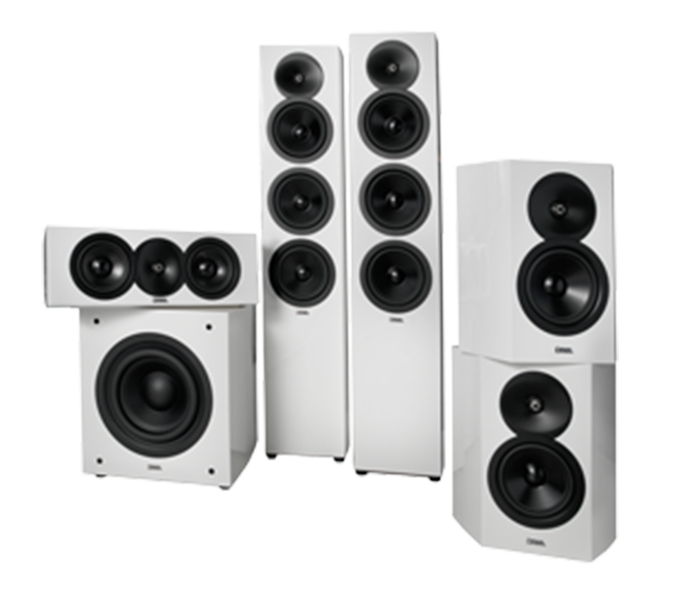 Revel Concerta2 Series: M16, F35, F36, C25, S16, B10