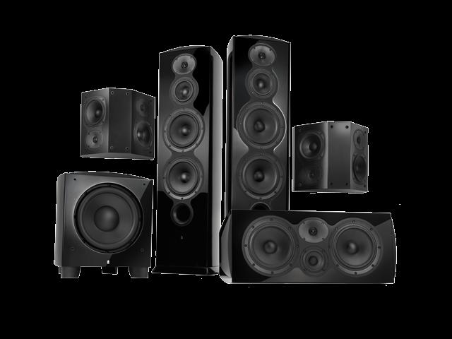 Revel Performa3 Series: M105, M106, F206, F208, C205, C208, S206